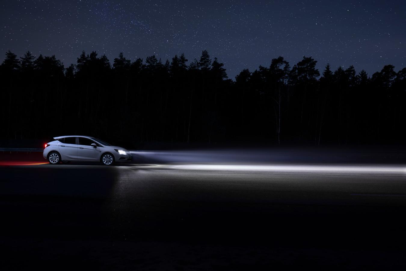 'Goede verlichting draagt ook bij aan stressvrij autorijden.'