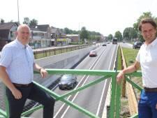 Dankzij de nieuwe en veelbesproken tunnel kan het verkeer in Balkbrug voortaan lekker doorrijden
