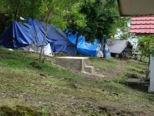 Molukkers in Nijverdal in actie voor aardbevingsslachtoffers