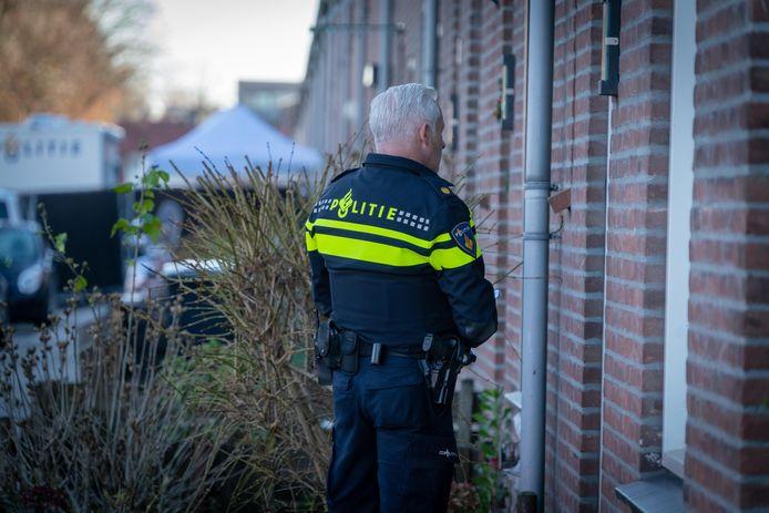 Buurtonderzoek wordt nu nog gedaan door de politie, maar een proef van de politie zorgt voor verandering.