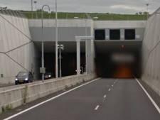 Rijstrook N57 bij aquaduct Middelburg twee uur afgesloten
