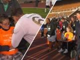 Miljardenelftal verslaat oud-Oranje in wedstrijd voor goede doel