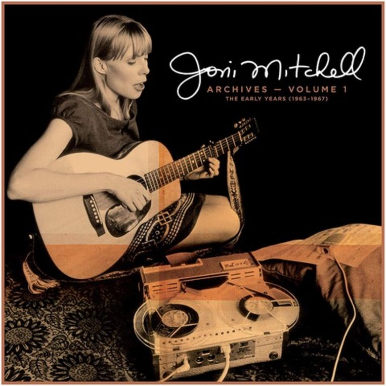 Joni Mitchell, Archives-Volume 1: The Early Years (1963-1967). Beeld