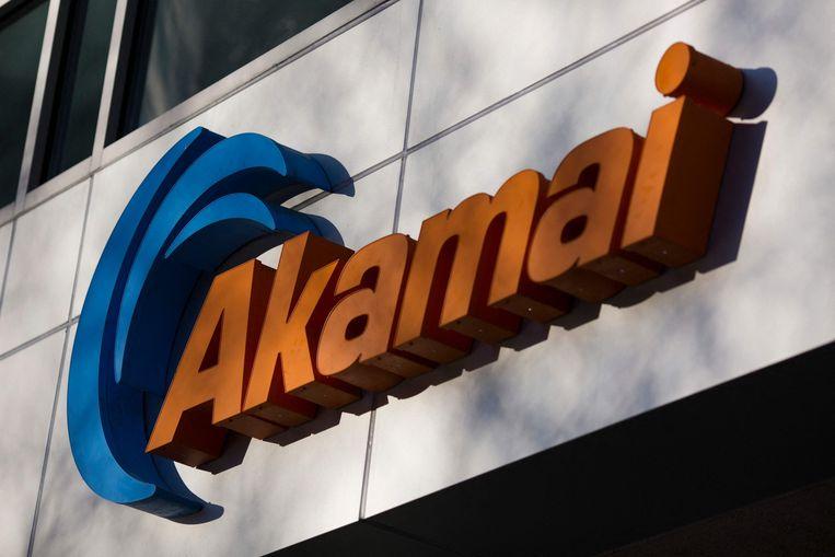 Bij Akamai, het Amerikaanse bedrijf dat ervoor zorgt dat bezoek aan websites soepel verloopt, ging donderdag iets mis  waardoor over de hele wereld websites onbereikbaar waren.  Beeld AFP