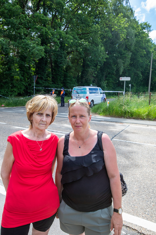 De tante en nicht van Jürgen Conings geloven niet dat hun neef zelfmoord pleegde.