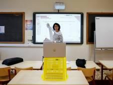 L'enseignement hybride dès le 2e degré du secondaire prolongé jusque fin décembre