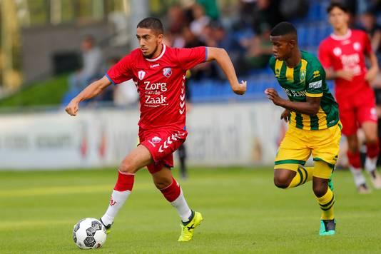 Karim Loukili (links).