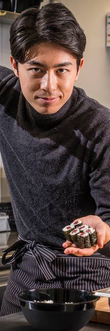 Sushiketen van PEC Zwolle-speler spreekt wanbetalingen aan personeel en investeerders tegen
