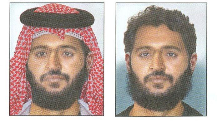 Zo zou Adnan Shukrijumah er inmiddels uitzien volgens het FBI.