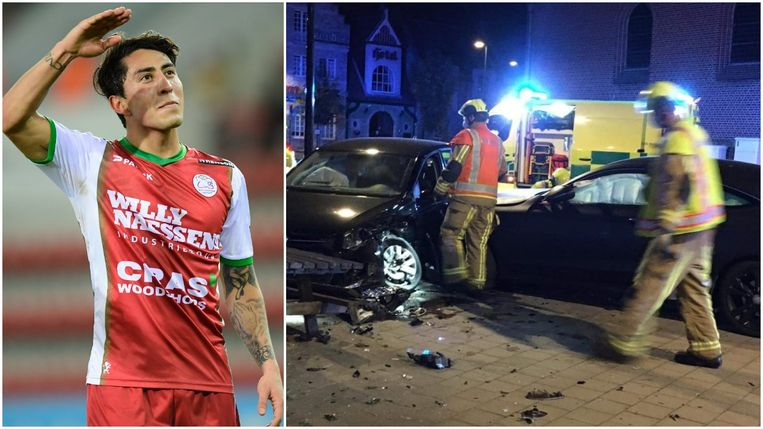 Govea veroorzaakte in de nacht van vrijdag op zaterdag een ongeval.