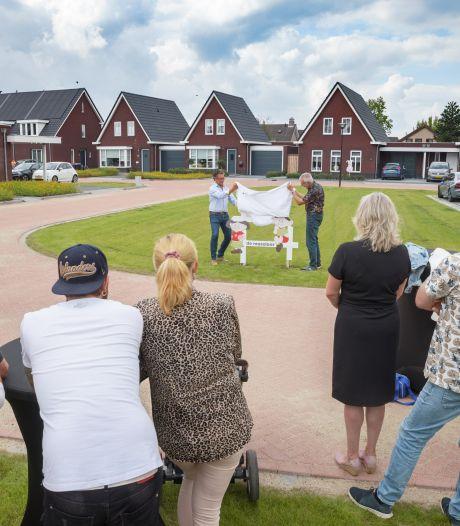 Samen bedacht en gebouwd: feestelijke opening van woonwijk de Reuzelaar in Hoeven