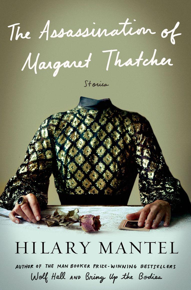 The Assassination of Margaret Thatcher. Ontwerp GlassHouse, 2014. Beeld Fourth Estate