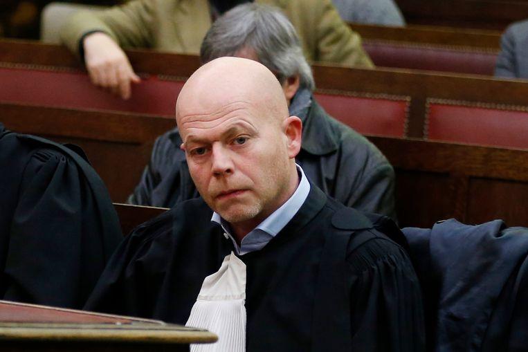 Volgens advocaat Sven Mary is er een procedurefout gemaakt.  Beeld AFP