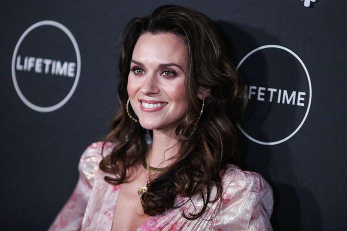 Hilarie Burton en 2019