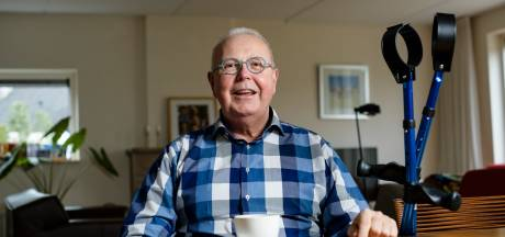 Jan Kees Schakel (65) uit Enschede is blij met kunstheup: 'Ik kan nu al meer dan vóór de operatie!'