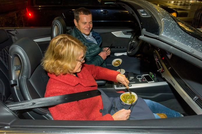 De Edendrive in Eindhoven serveert naast burgers en shakes ook culinaire hoogstandjes.