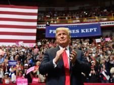 """Trump omniprésent à la veille des élections: """"Allez voter"""""""
