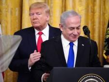 Netanyahu affirme que les États-Unis vont reconnaître les colonies comme faisant partie d'Israël