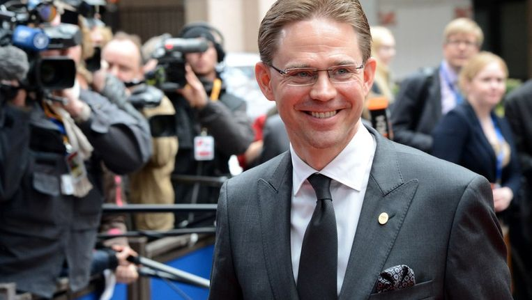 Finse premier Jyrki Katainen Beeld ANP