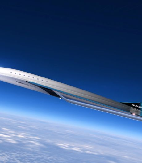 Virgin Galactic veut construire un avion supersonique plus rapide que le Concorde