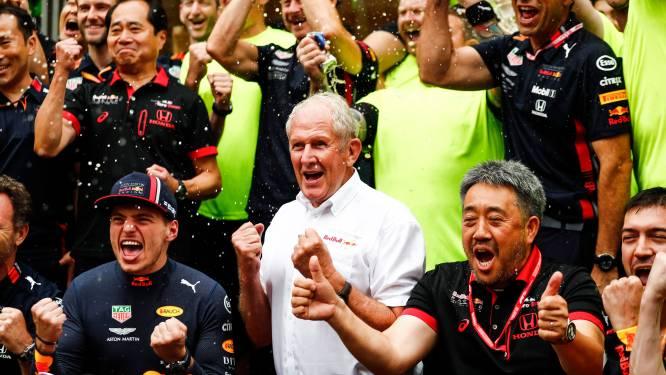 """Red Bull-topman: """"Sluit niet uit dat Max Verstappen dit seizoen nog wereldkampioen wordt"""""""