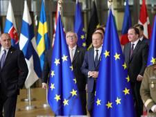 Europese leiders van start met defensiesamenwerking