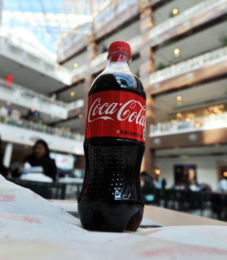 Coca-Cola n'utilisera plus de plastique d'origine fossile pour ses bouteilles belges