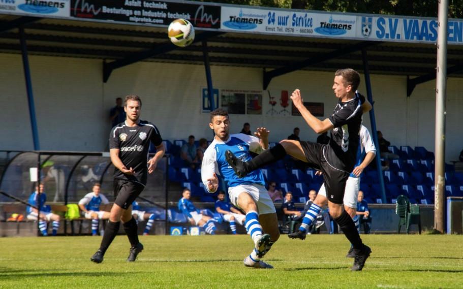 De blauwhemden van Vaassen krijgen komend seizoen een gereviseerde selectie.