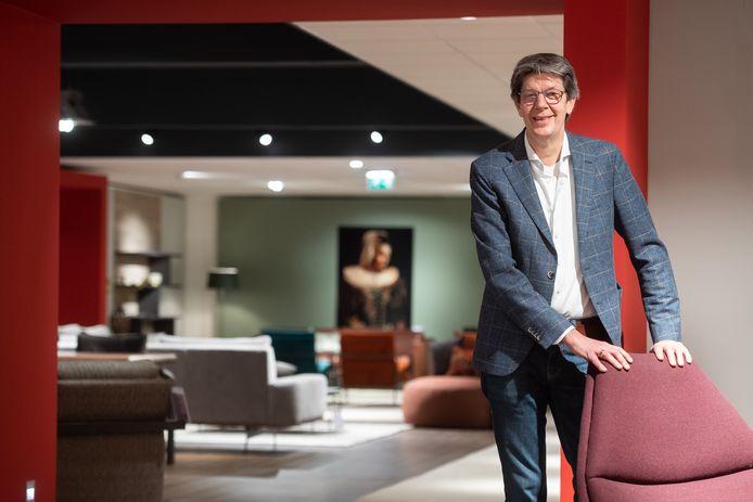 Eigenaar Peter Bastiaansen van Bastiaansen Wonen in Bavel.