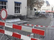Slachtoffers explosie Grote Markt Bergen op Zoom buiten levensgevaar