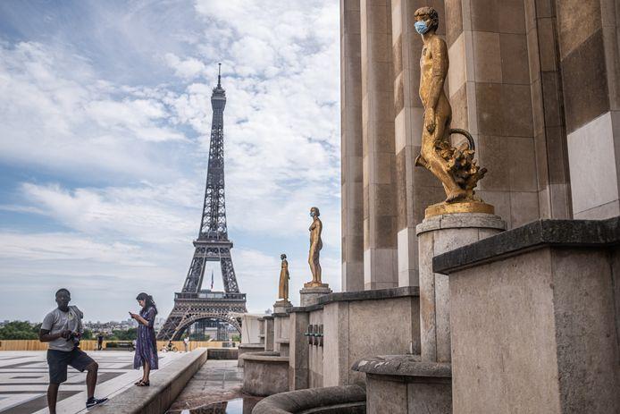 Geen reisjes naar Parijs, Berlijn of andere buitenlandse plaatsen met de klas vanwege een mogelijke nieuwe coronagolf.