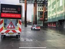 Binnenstad Eindhoven is zondag veiligheidsrisicogebied, gemeente verwacht personen met wapens