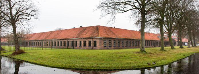 Sfeerbeeld van de gevangenis in de Kolonien van Weldadigheid.