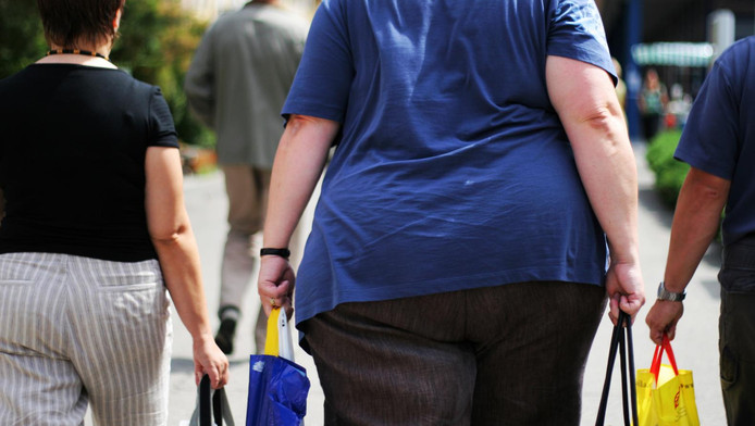 Te dikke ouderen hebben meer kans op allerlei aandoeningen.