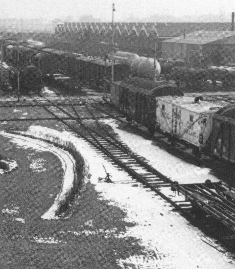 Op deze plek werkten spoorarbeiders ooit onder loodzware omstandigheden: nu komt er een grote woonwijk