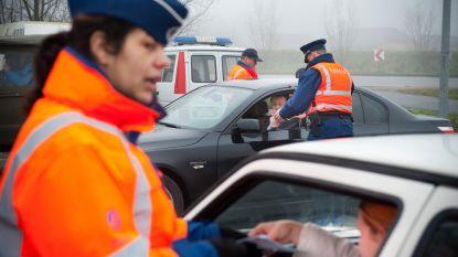 """Auto klem gereden na achtervolging: """"Bestuurder reed onder invloed van cocaïne"""""""