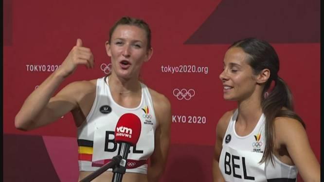 """Belgian Cheetahs naar finale 4x400 meter met Belgisch record: """"Dromen van een medaille? Dat moet als je in de finale staat"""""""