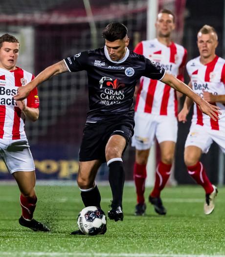 LIVE   Bouyaghlafen profiteert van slechte terugspeelbal TOP Oss; FC Den Bosch op voorsprong
