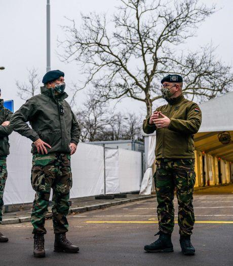 Zorghotel Chrysant in Apeldoorn krijgt als eerste extra hulp van leger om personeel te ontlasten