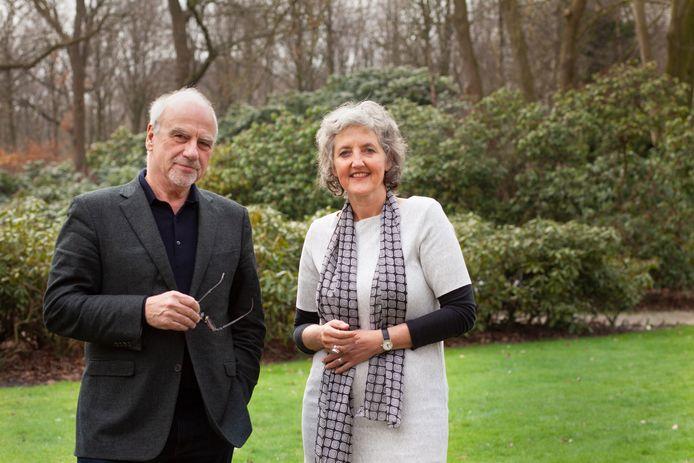 Hendrik Driessen en Rebecca Nelemans zijn de curatoren van de komende Biënnale in Oosterhout.