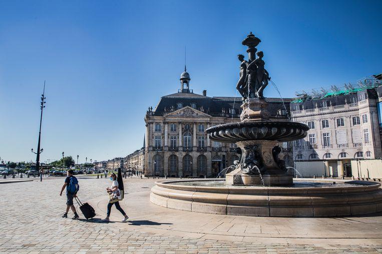De Place de la Bourse. Beeld Aurélie Geurts