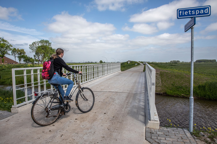 Zwolle tweede gedeelte van het Hasselterpad is in gebruik genomen. FotoPersBuro Frans Paalman Zwolle ©2018