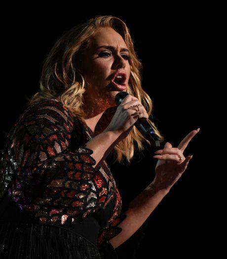 Adele deelt fragmentje van nieuwe single