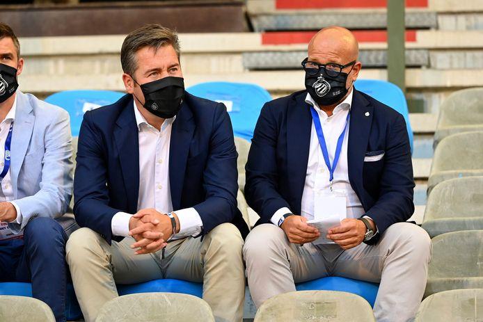 Vincent Mannaert en Bart Verhaeghe.