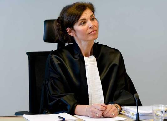 Rechter-commissaris Natasja Gehlen.