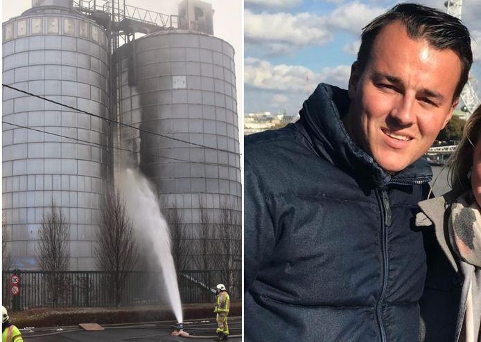 Het ramen- en deurenbedrijf Pouleyn moet zich verantwoorden voor de onopzettelijke dood van Matthias Vuylsteke (24) na een brand in een silo