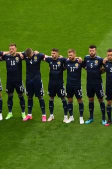 LIVE | De bal rolt bij Schotland - Tsjechië