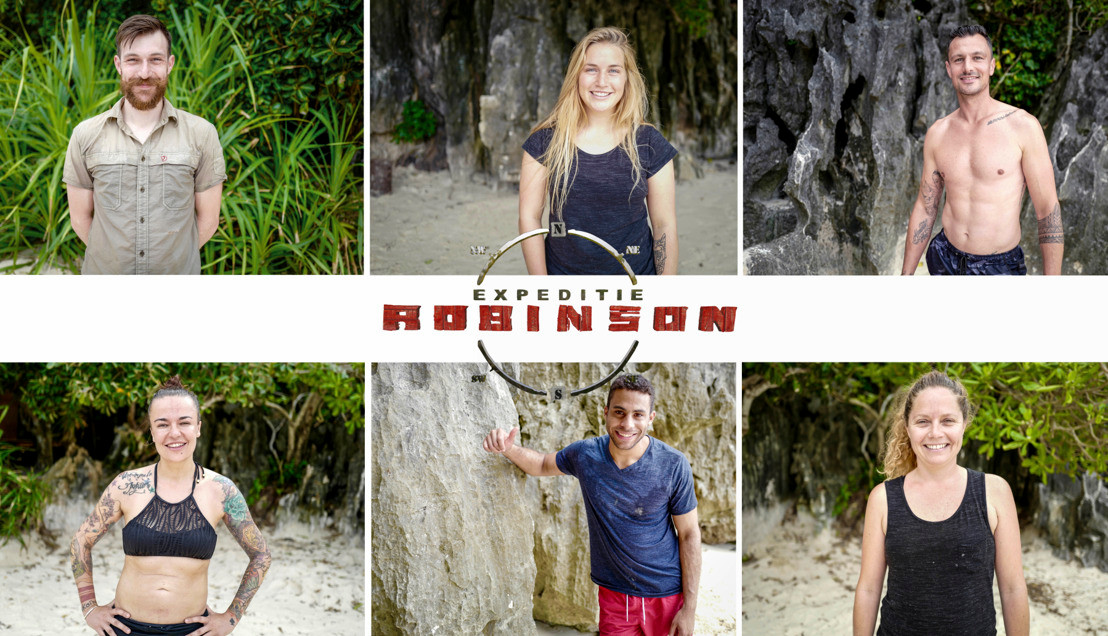 expeditie robinson kandidaten