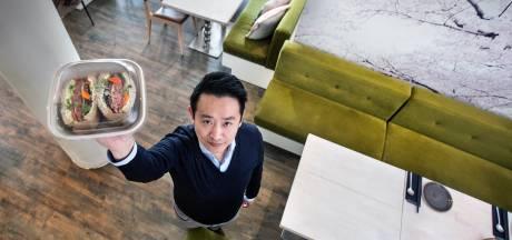 Haagse chef Han Ji droomt van bezorgdrones: 'Garnalen vliegen straks naar je toe'