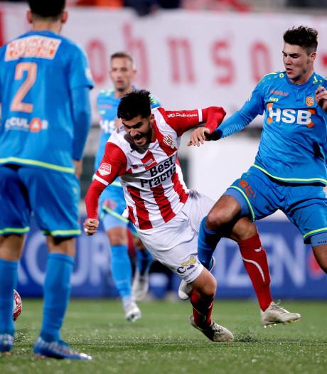 Kwakkelend TOP Oss onderuit tegen FC Volendam